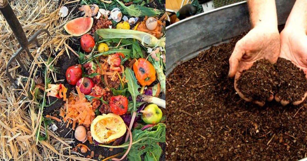 things that can be changed to compost