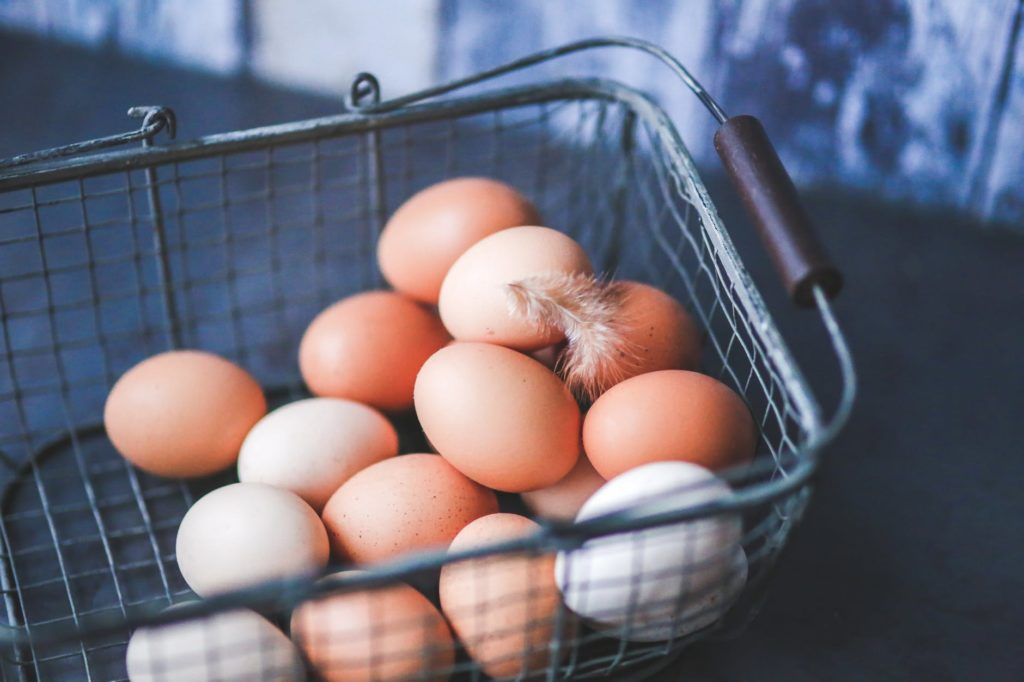 poultry are labeled as organic