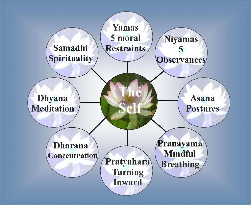 8 limbs of yoga ( ashtang yoga)