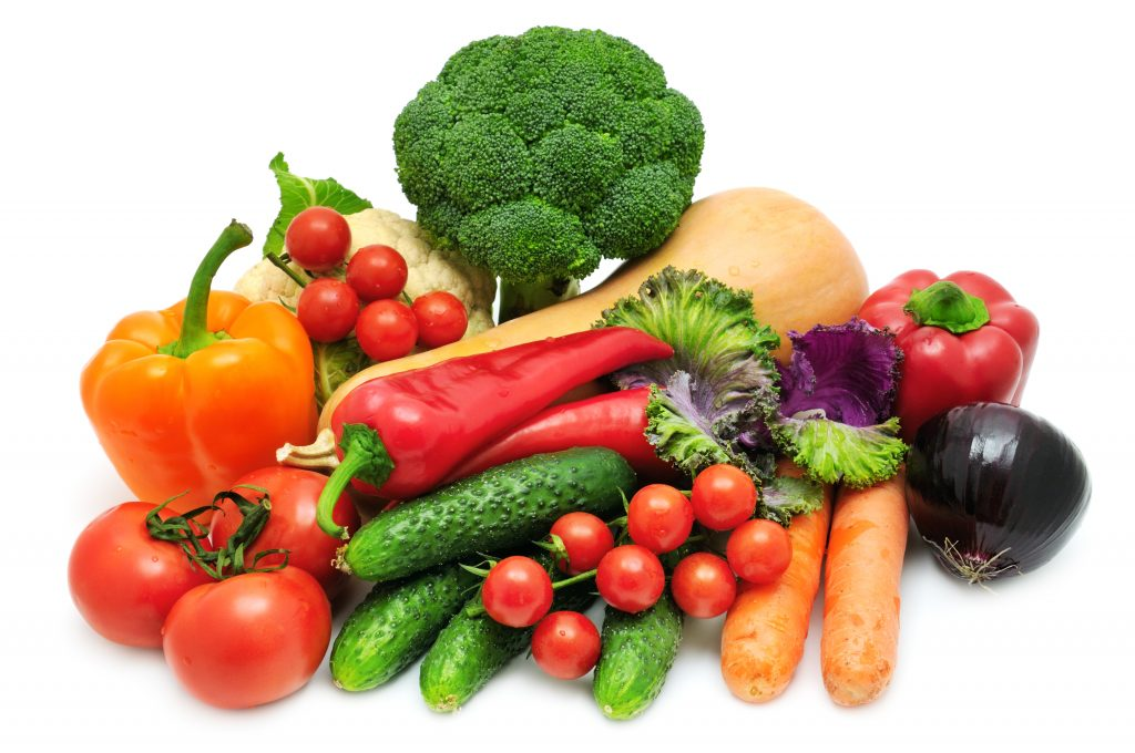 If you eat nothing but only veggies all day long for a week you will, of course, lose weight.