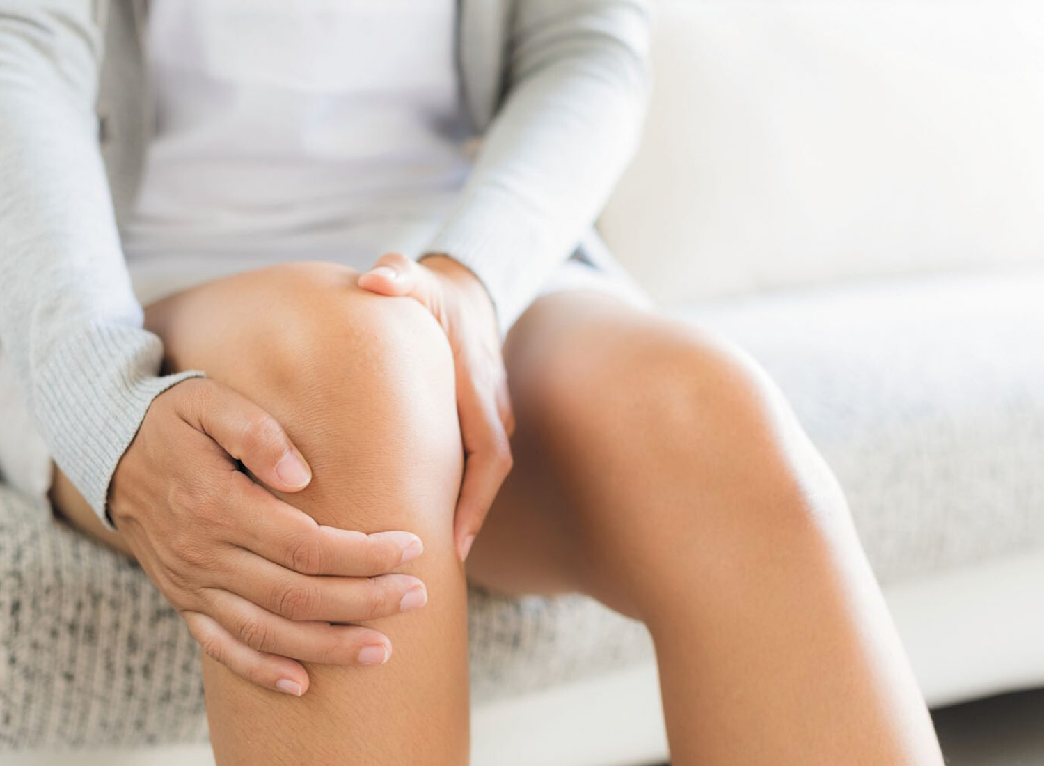 knee joint pain- its causative